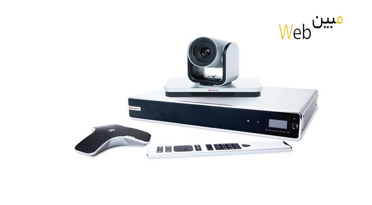 ویدئو کنفرانس Polycom Group 700 1080p