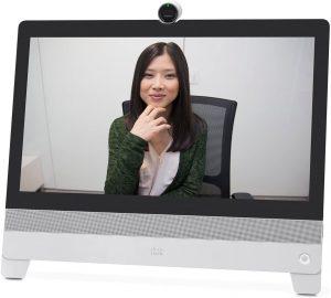 ویدئو کنفرانس سیسکو Cisco DX80
