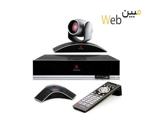 ویدئو کنفرانس Polycom HDX 9000