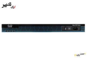 روتر شبکه سیسکو 2901-SEC/K9