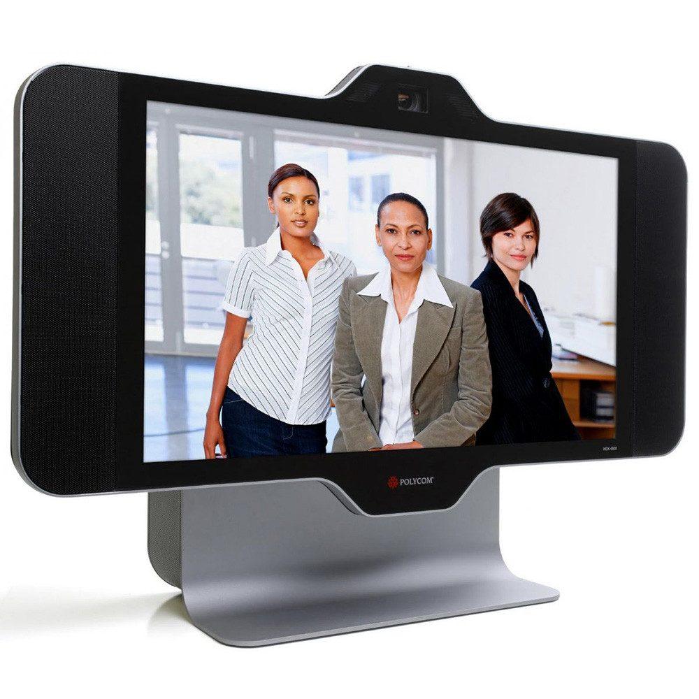 دستگاه ویدئو کنفرانس Polycom HDX 4500