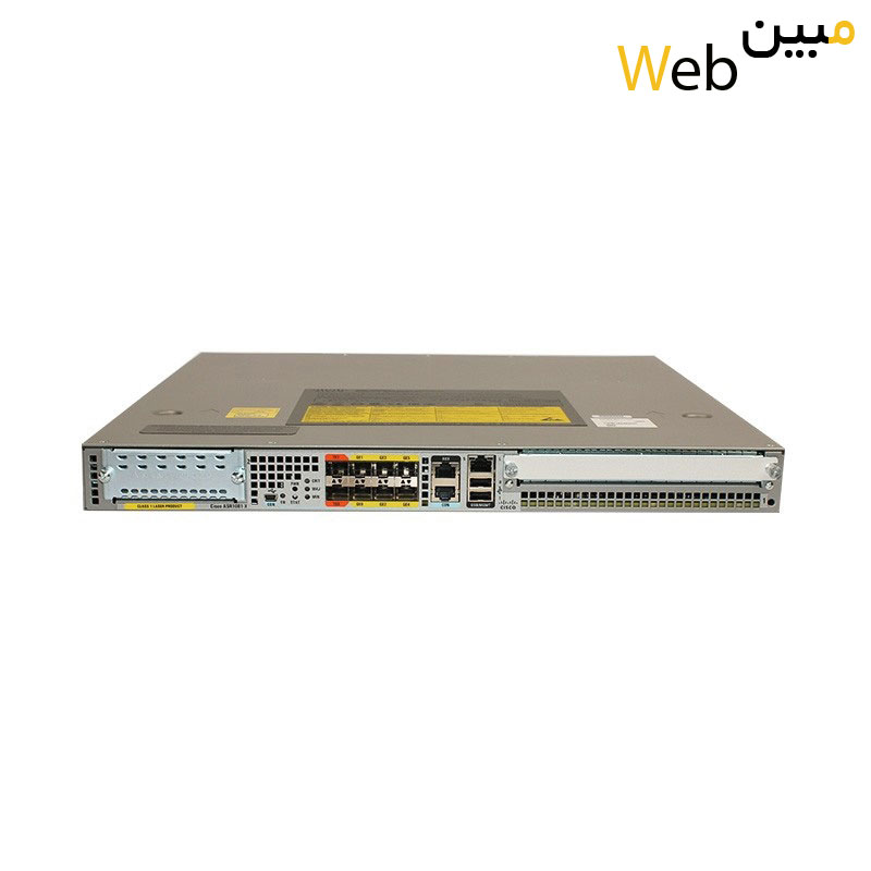 روتر شبکه سیسکو ASR1001-X