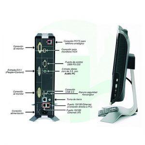 دستگاه ویدئو کنفرانس Polycom HDX 4002