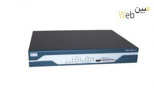 روتر شبکه سیسکو Cisco 1802