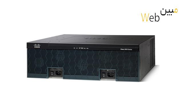 روتر شبکه سیسکو Cisco 3945/K9