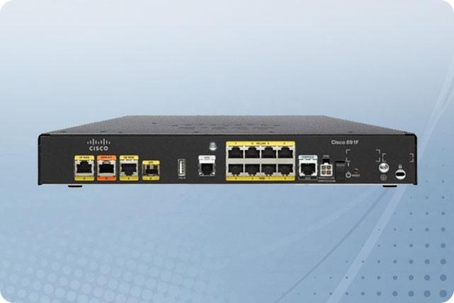 روتر شبکه سیسکو C891F-K9