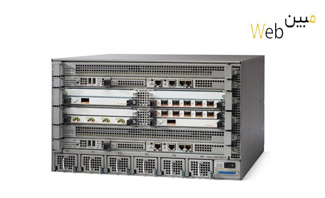 روتر شبکه سیسکو Cisco ASR 1006/X