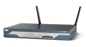روتر شبکه سیسکو Cisco 1811