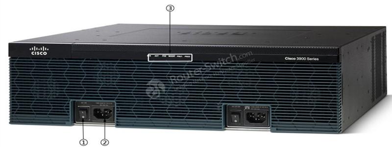 روتر شبکه سیسکو Cisco 3925 V/K9