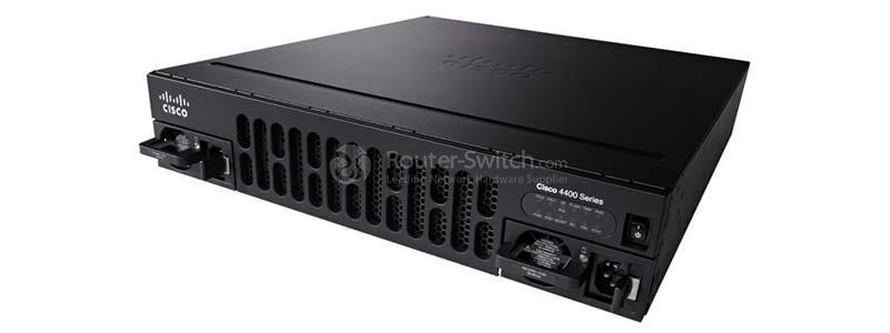 روتر شبکه سیسکو ISR 4451-X-V/K9
