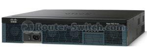 روتر شبکه سیسکو Cisco C2911 VSEC/K9
