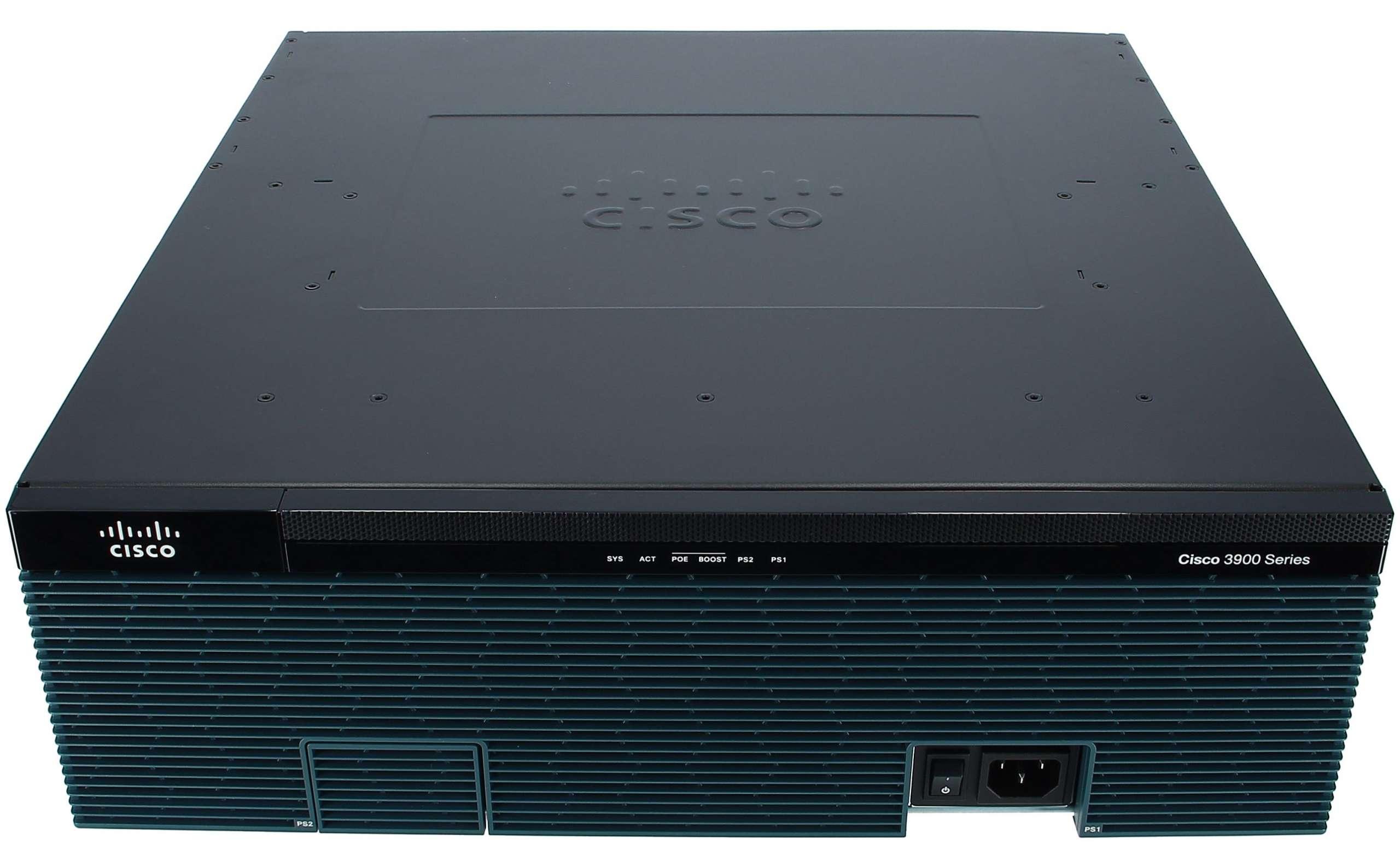 روتر سیسکو C3945-VSEC/K9