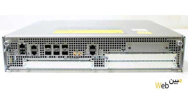 روتر شبکه سیسکو ASR1002-x