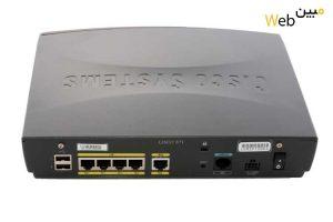 روتر شبکه سیسکو  CISCO 878-SEC-K9