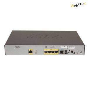 روتر شبکه سیسکو  CISCO 891W-AGN-A-K9