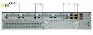 روتر شبکه سیسکو CISCO 2911/K9
