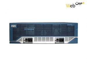 روتر شبکه سیسکو CISCO 3845-AC-IP