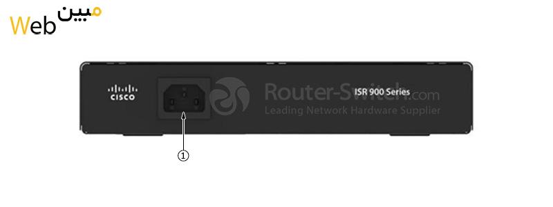 روتر شبکه سیسکو  CISCO C927-4PM