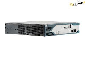 روتر شبکه سیسکو CISCO 2851-V