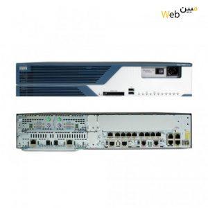روتر شبکه سیسکو CISCO 3825-SEC/K9