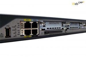 روتر شبکه سیسکو CISCO 2801-CCME/K9
