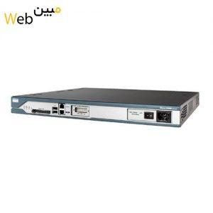 روتر شبکه سیسکو CISCO C2811-4SHDSL/K9