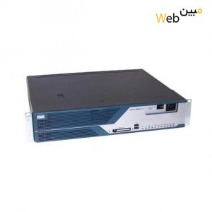 روتر شبکه سیسکو CISCO C3825-VSEC-SRST/K9