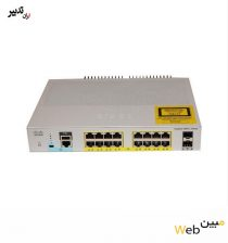 سوئیچ سیسکو Cisco WS-C2960L-16PS-LL