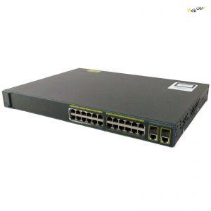 سوئیچ سیسکو Cisco WS-C2960+24TC-L