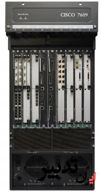 روتر شبکه سیسکو CISCO 7609-SUP720XL-PS
