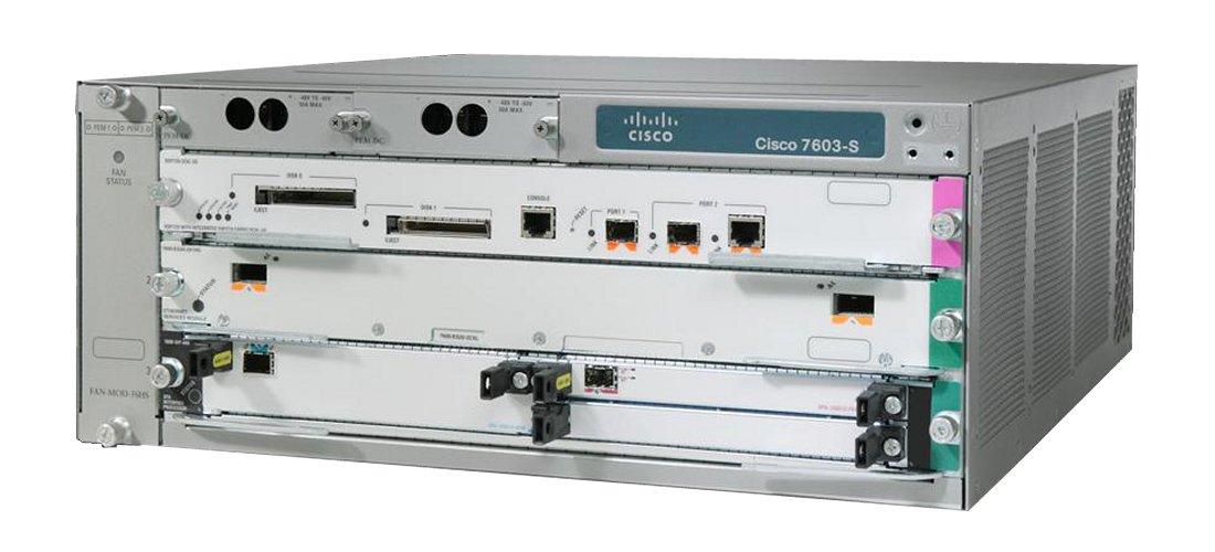 روتر شبکه سیسکو CISCO 7603S-SUP720BXL-P