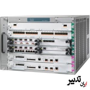 روتر شبکه سیسکو CISCO 7606-2SUP720XL-2PS