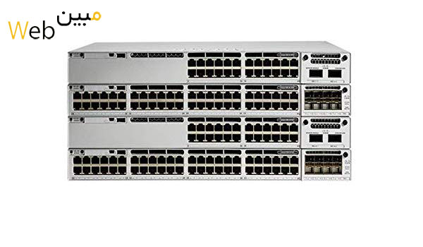 سوئیچ 9300 Cisco C9300L-48PF-4X-A