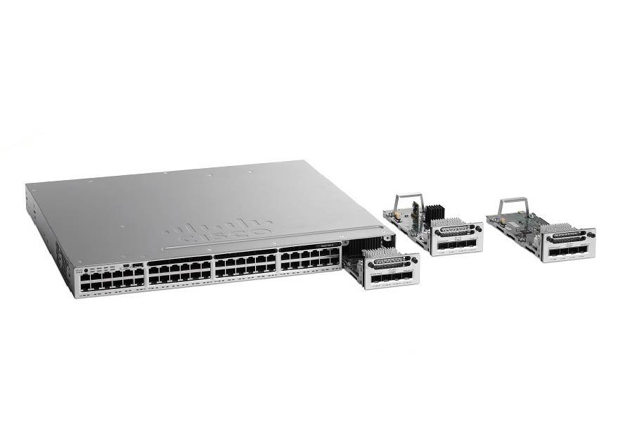 سوئیچ سیسکو Cisco WS-C3850-48W-S