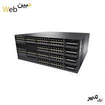 سوئیچ سیسکو Cisco WS-C3650-24PS-L