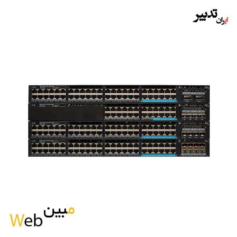 سوئیچ سیسکو Cisco C1-WS3650-48PD/K9