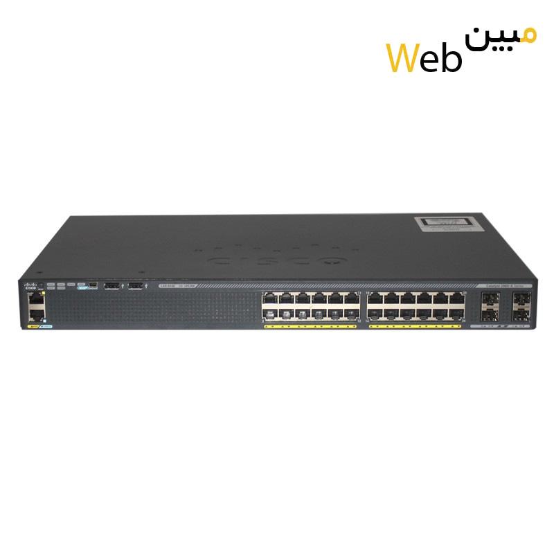 سوئیچ سیسکو Cisco WS-C2960X-24TS-LL