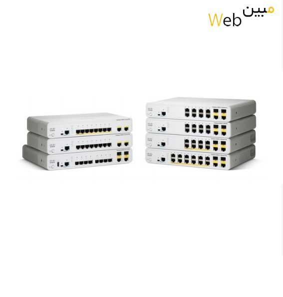 قیمت سوئیچ سیسکو Cisco WS-C2960CPD-8TT-L