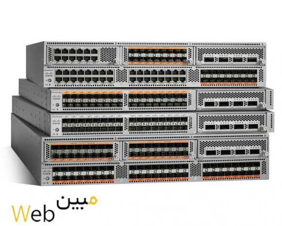 سوئیچ سیسکو Cisco Nexus N5K-C5596UP-FA