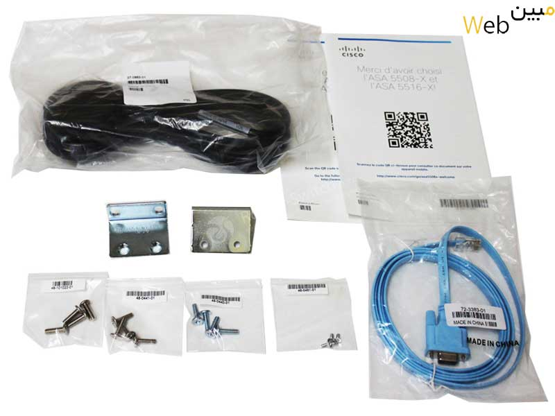 فایروال سیسکو ASA 5508-SSD