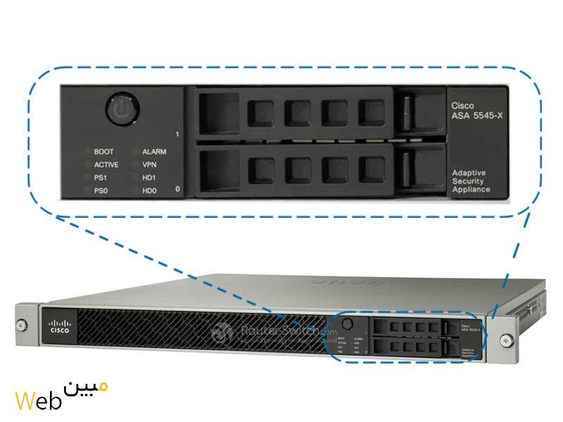 Cisco ASA 5545-K9