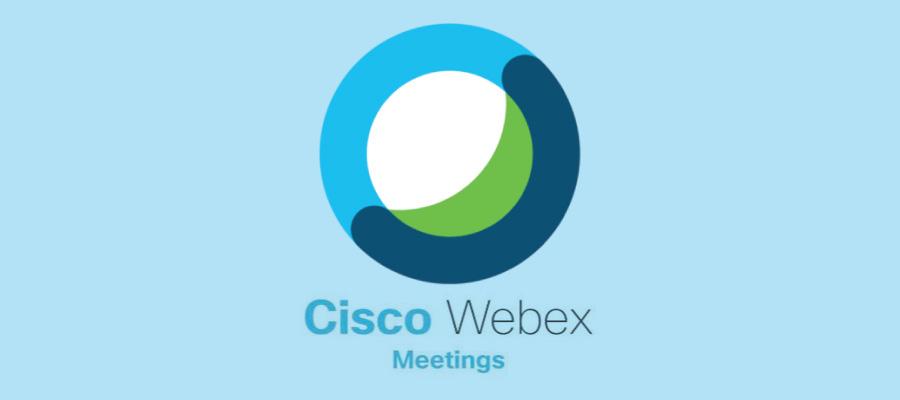 نرم افزار ویدئو کنفرانس WebEx