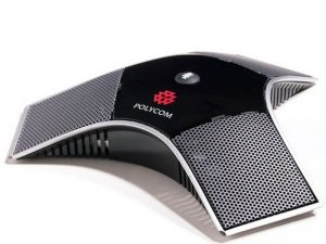 polycom hdx mic