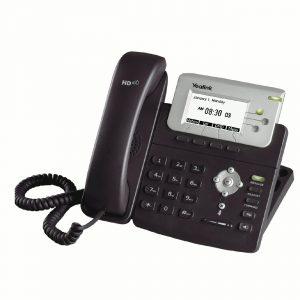 تلفن تحت شبکه یالینک مدل yealink t21