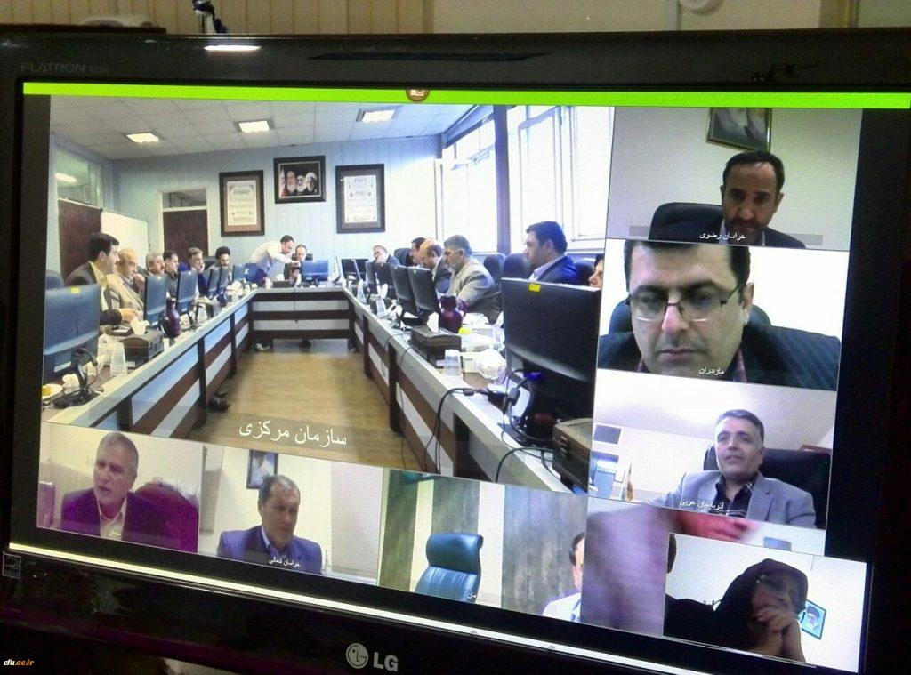 تولید ویدئو کنفرانس در ایران