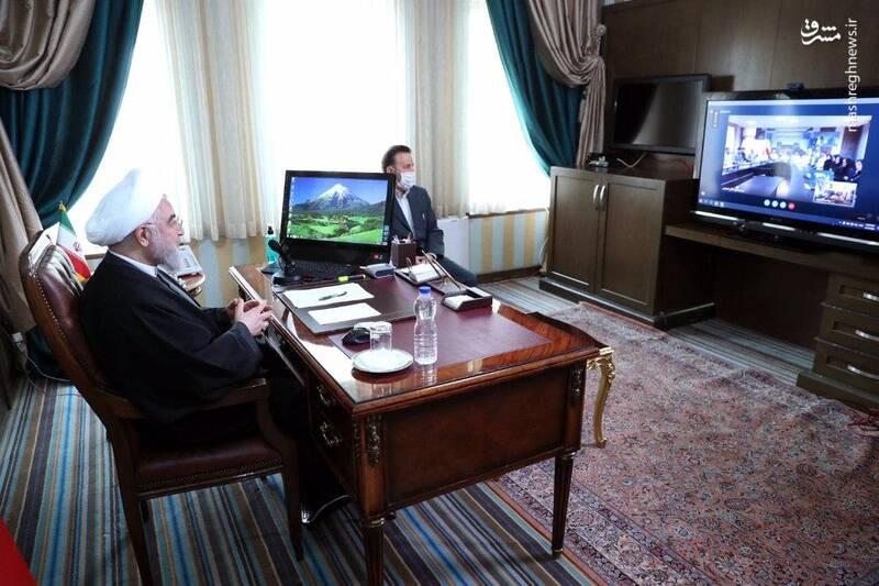 بورس حسن روحانی