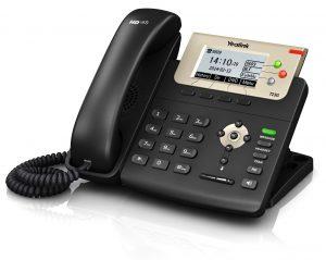 تلفن تحت شبکه یالینک Yealink SIP-T23G