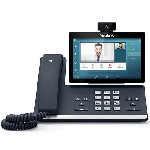 گوشی تلفن تحت شبکه یالینک Yealink T58V