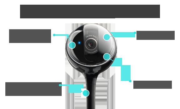 خرید و قیمت دوربین ویدئو کنفرانس لاجیتک bcc950