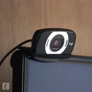وب کم Full HD لاجیتک C615